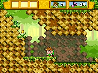 Screenshot Thumbnail / Media File 1 for Do-Re-Mi Fantasy - Milon no Dokidoki Daibouken (Japan) [En by Gaijin+RPGOne v1.0] (~Do-Re-Mi Fantasy - Milon's Quest)